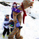 Соревнования по горным лыжам и сноуборду «Terraski Child»
